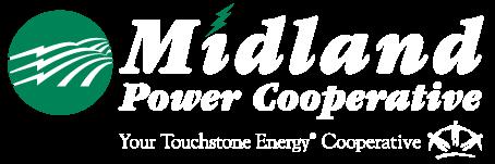Midland Power Logo